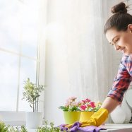 Le nettoyage de printemps en quatre étapes