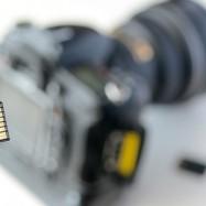 Je geheugenkaart: hoe per ongeluk gewiste foto's redden?