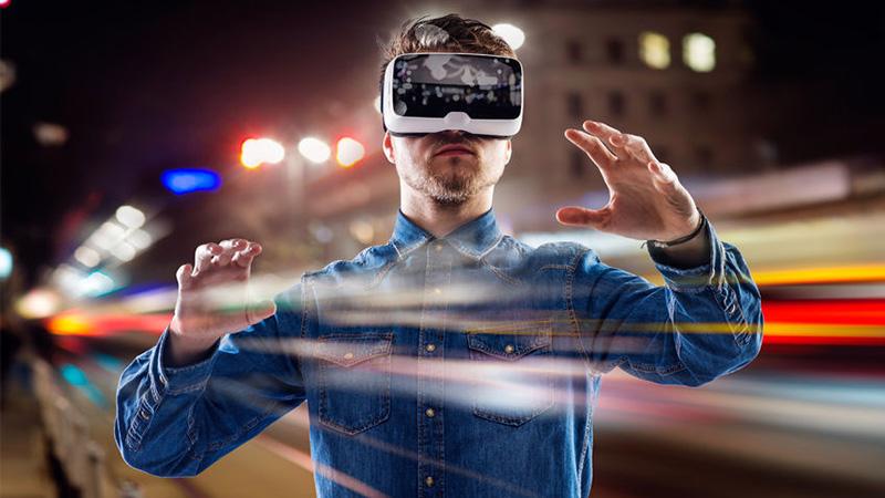 Welkom in de virtuele wereld