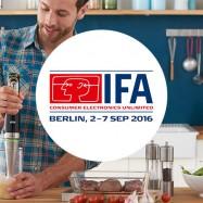 Nieuwigheden in klein elektro op IFA