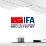IFA : nouveautés au rayon gros électro