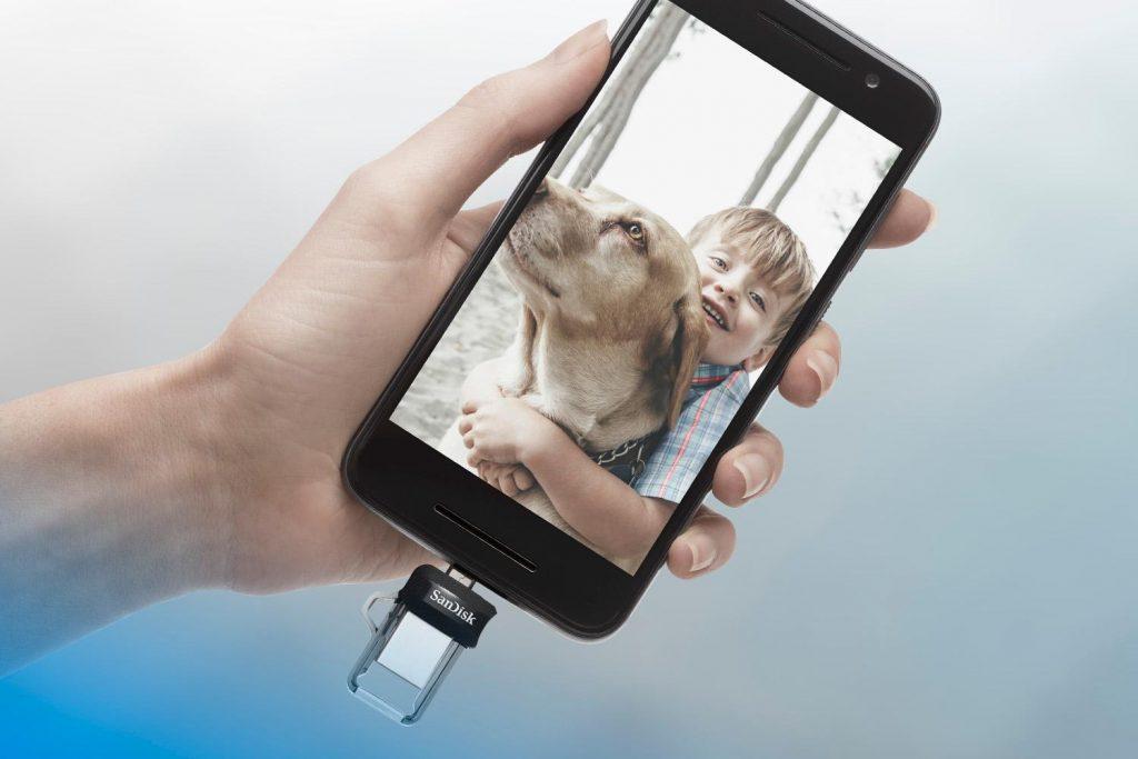 Onmisbaar voor de gadgetfreak - SanDisk USB