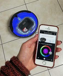 Robotstofzuiger-app-Black+Decker