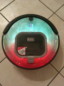 Robotstofzuiger Black+Decker