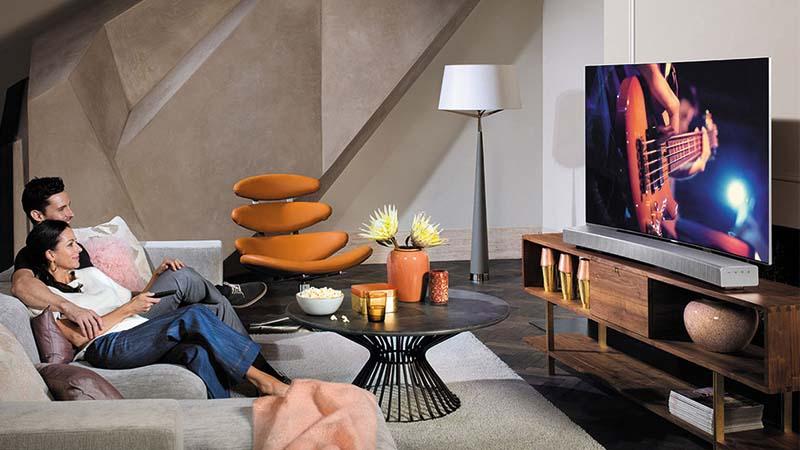 samsung, Qled, télé