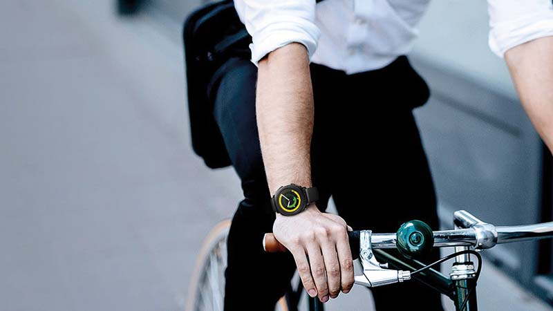 Samsung, gear sport, sporthorloge, fitnesswracker