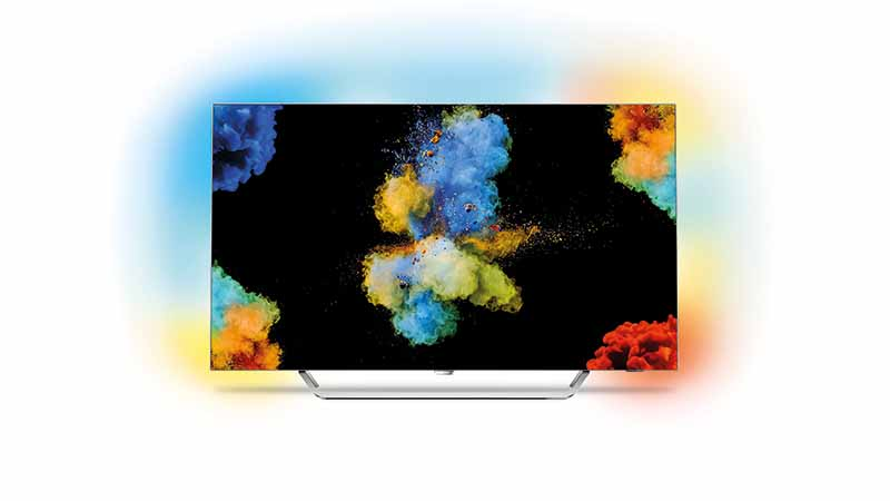 oled tv, philips