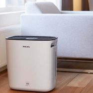 La fana de santé Sofie et son humidificateur d'air Philips HU5930/10