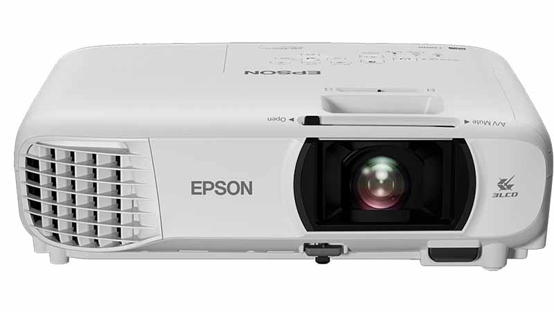 epson, projecteur, home cinema, correction Keystone