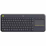 logitech, K400, draadloos toetsenbord, touchpad