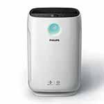 philips, luchtzuiveraar, HEPA-filter, allergeenmodus, luchtreiniger