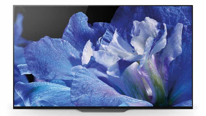 Sony, bravia, oled, AF8, android tv, 4K HDR