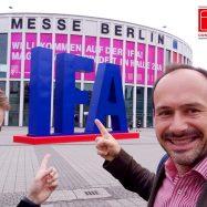 IFA Berlijn 2018: 'AI' verovert de grootste elektronicabeurs van Europa