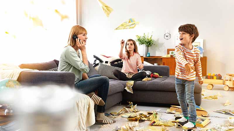 Gigaset, telefoonset, A475A DUO, handset