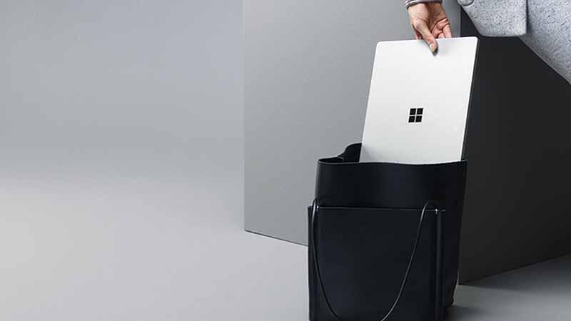Microsoft, Microsoft surface laptop, PixelSense, Alcantara