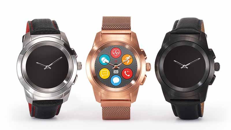 mykronoz, zetime, smartwatch, activity tracker, caloriënteller, slaapanalyse, hartslagmeter, activiteitsanalyse, hybride smartwatch
