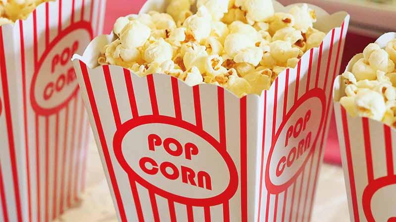 Vanden Borre, back to school, popcorn