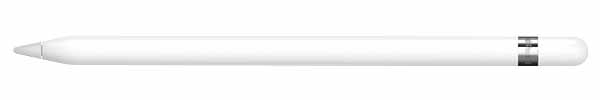 Apple pencil, slim potlood, kantel- en drukgevoelig, variatie lijndikte, pixel nauwkeurig