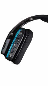 Logitech, Logitech G933 Artemis Spectrum, audios Pro-G, sans fil