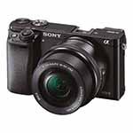 Sony, Sony A6000, systeemcamera