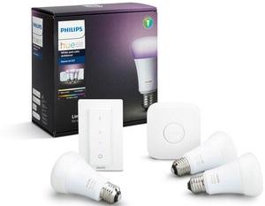 Philips Hue-lampen starterkit