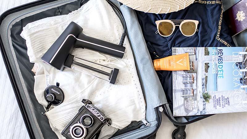 design compact, s-nomad, nettoyer vos vêtements à la vapeur