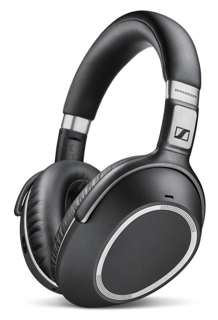 Sennheiser, PXC 550 Wireless, système hybride, réduction de bruit active NoiseGard, audio sans fil, confortable