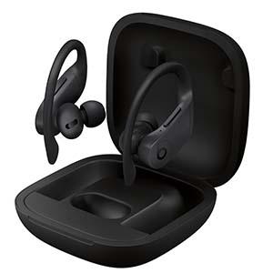 draadloze earbuds, wireless earbuds, Powerbeats Pro, comfort, stabiliteit, volume, tracking, uitgebalanceerd geluid