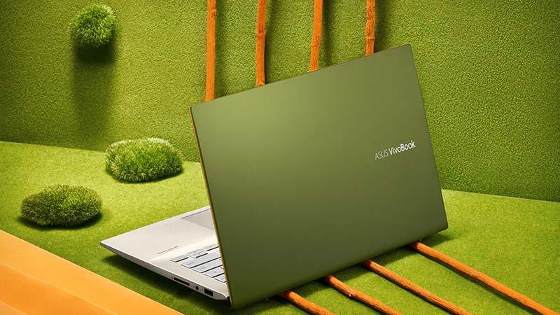 Asus, VivoBook, draagbare laptop, scsreenpad, color blocking designs, ergonomisch ontwerp, makkelijk onderweg, licht