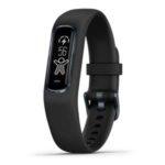 Garmin, Vivosmart 4, activity tracker, fonctions intelligentes, niveaux de saturation en oxygène, fréquence cardiaque, niveau de stress