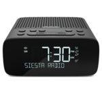 wekkerradio, Pure, Siesta S2, DAB/DAB+, FM-functies, CrystalVue-display, radio-informatie
