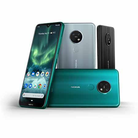 Nokia, Nokia 7.2, magnifiques photos, vidéos en hDR, deux jours en l'ayant rechargé qu'une seule fois, Android 9 pie