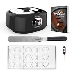 Ik heb voor jou de pralinemachine La Chocolatière van FriFri getest