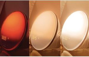 Le Philips Wake-up Light testé pour vous