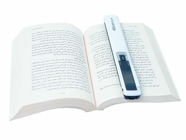 IRIScan book 5 wifi - draagbare scanner