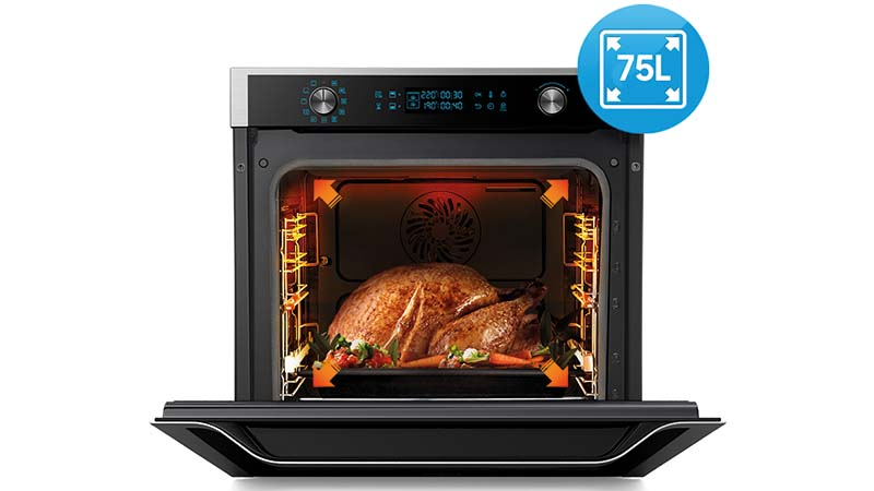 samsung, micro onde, dual cook