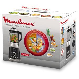 Testé pour vous : le Moulinex Ultrablend Cook LM962B10