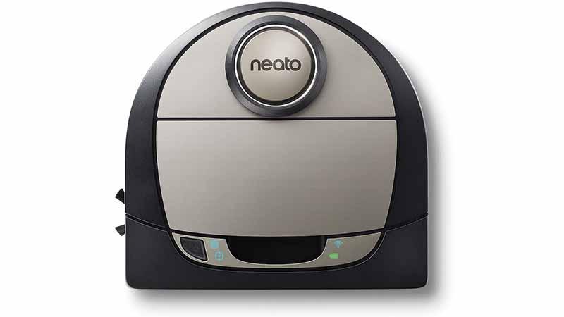 aspirateur robot, neato, botvac, programmable, filtre micro, mapping