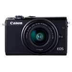 canon, hybride, fototoestel, bluetooth, wifi, touchscreen, M100