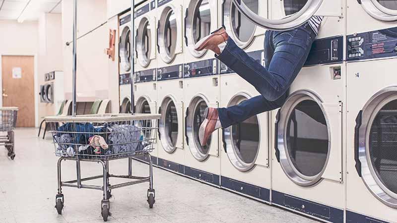 machine à laver, Vanden Borre