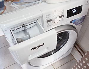 Une machine à laver avec fonction vapeur ? J'ai testé pour vous le lave-linge Whirlpool FreshCare+