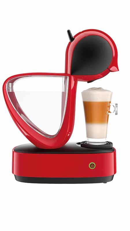 Machine à capsules, Nescafé Dolce Gusto Infinissima de Krups, 30 boissons différentes, 1,2 litre