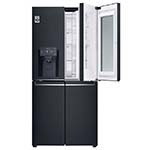 LG, door-in-door, instaview, éclairage LED, fonction door-in-door, technologie instaview, freshbalancer, moist balance crisper, technologie linear cooling, fonction door cooling, clayette pliable
