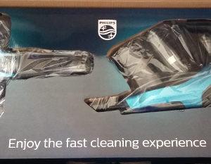 3 semaines avec le Philips SpeedPro Max Aqua