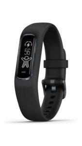 Garmin, Vivosmart 4, activity tracker, rythme cardiaque, niveau de stress, Body Battery