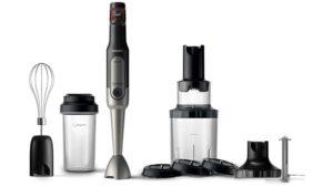 Philips, promix, mixeur plongeant, accessoires, repas sains, cocktails, moteur puissant