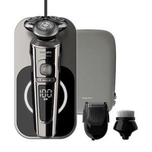 Philips, elektrisch scheerapparaat, nat gebruik, droog gebruik, extra gladde huid, soepel, comfortabel
