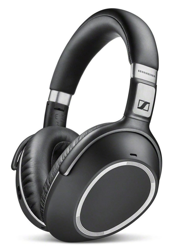 Sennheiser, PXC 550 Wireless, système hybride, réduction de bruit active NoiseGard, audio sans fil, confortable