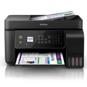 Epson, EcoTank ET-4700, umprimante 4-en-1, encre rechargeables, imprimez via smartphone