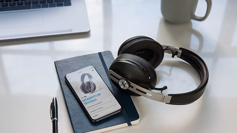Sennheiser, Momentum True Wireless, son de qualité supérieure, technologie acoustique, écouteur sans fil